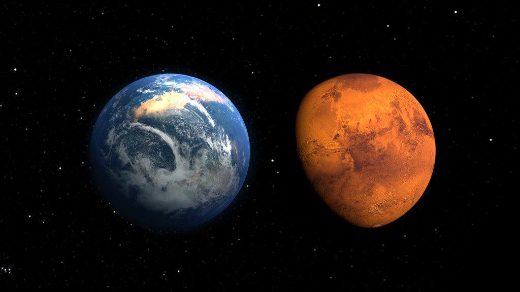 La misión a Marte de la NASA contempla crear una estación lunar 27