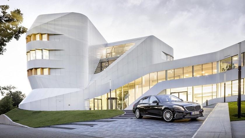 Mercedez-Benz se apunta al negocio de la energía solar