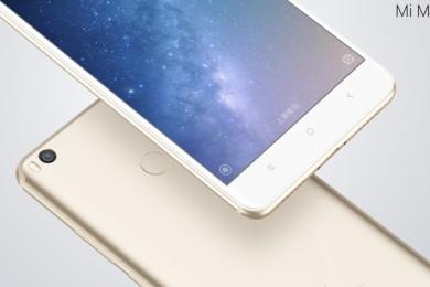 Xiaomi presenta el enorme Mi Max 2