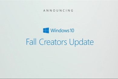 Microsoft confirma Windows 10 Fall Creators Update