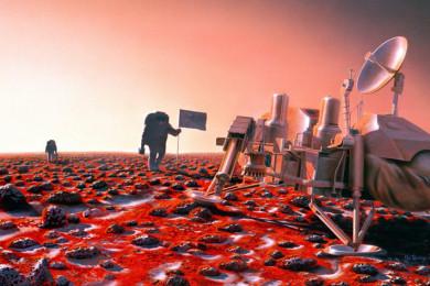 NASA detalla las fases de la Misión a Marte