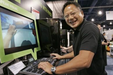 NVIDIA ve sus GeForce casi como una consola, y se venden bien