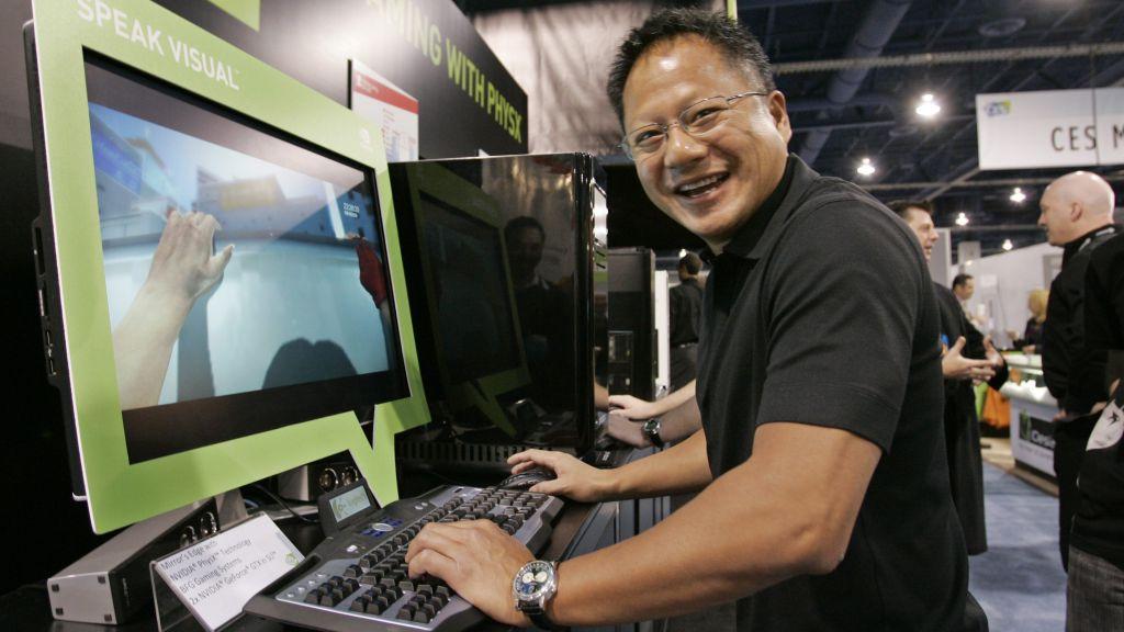 NVIDIA ve sus GeForce casi como una consola, y se venden bien 30