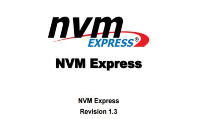 NVMe 1.3