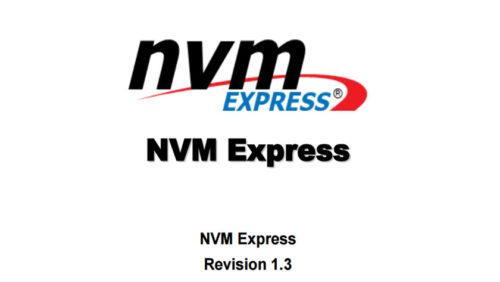Publican NVMe 1.3: mejores SSD para el futuro