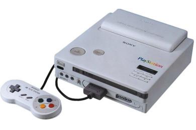El prototipo de Nintendo PlayStation ya es funcional