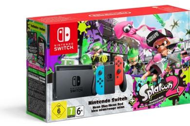 La gran N está vendiendo cajas vacías de Nintendo Switch