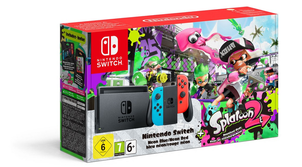 La gran N está vendiendo cajas vacías de Nintendo Switch 29