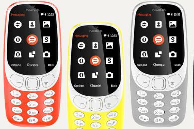El renovado Nokia 3310 ya tiene fecha de lanzamiento