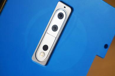 Sale a la luz el prototipo del Nokia 9 y promete