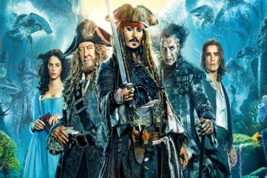 Extorsionan a Disney por Piratas del Caribe 5 ¡Estos sí son piratas!
