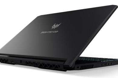 Acer Predator Triton 700, el primero bajo NVIDIA Max-Q