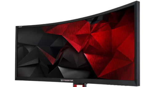 Acer añade el Predator Z35P a su colección de monitores para juegos