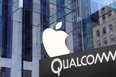 Qualcomm quiere bloquear la importación de iPhones