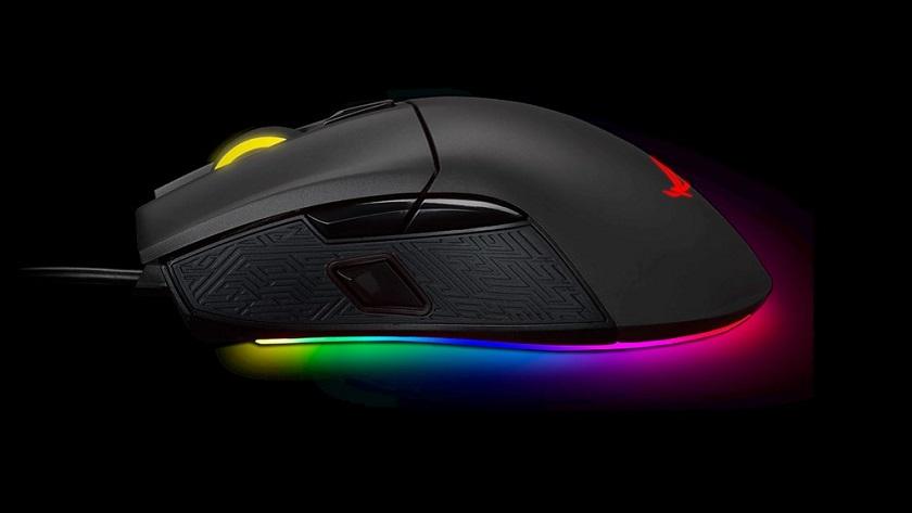 ASUS anuncia el ROG Gladius II Gaming Mouse 30