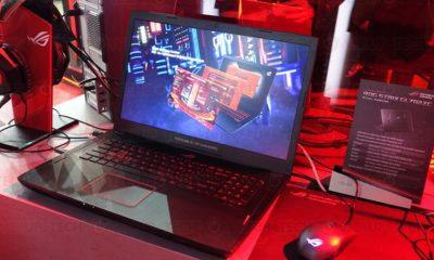ASUS presenta el ROG STRIX GL702ZC, primer portátil con RYZEN 1700 103