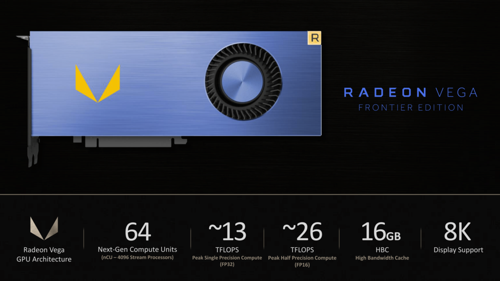 AMD confirma que habrá versión de consumo de la Radeon Vega Frontier Edition 29