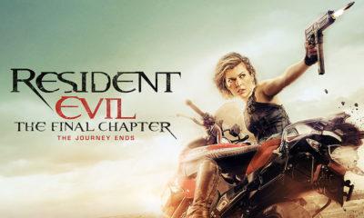 Habrá reinicio de la saga cinematográfica Resident Evil 63