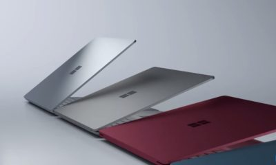 Microsoft presenta el portátil Surface Laptop con Windows 10 S