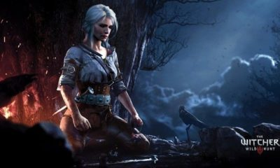 The Witcher 3 a 8K