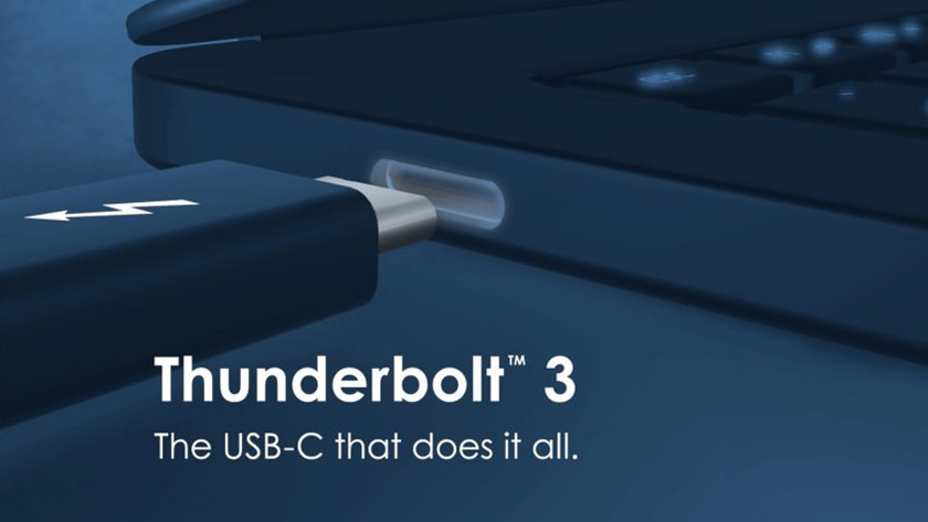 Thunderbolt 3 será libre de royalties y estará integrado en CPUs Intel
