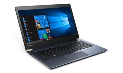 Disponible en EE.UU. el portátil de alta gama Toshiba Portégé X30