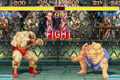 Ultra Street Fighter II-1