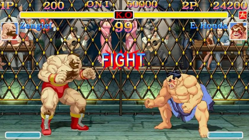 Ultra Street Fighter II: The Final Challengers, análisis 29