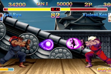 Ultra Street Fighter II: The Final Challengers llega a Nintendo Switch