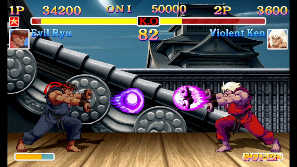 Ultra Street Fighter II: The Final Challengers llega a Nintendo Switch 30