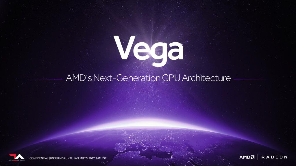 AMD lanzará tres versiones de la Radeon RX Vega 29