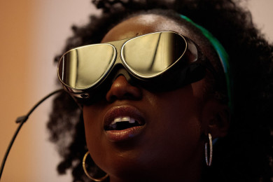 """La realidad virtual será """"indistinguible"""" del mundo real en 20 años, dice NVIDIA"""