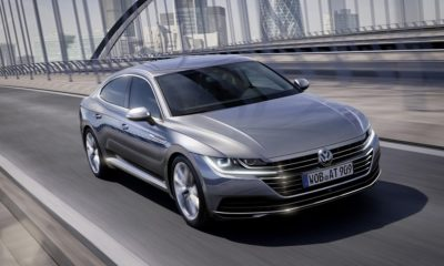 El Volkswagen Arteon puede salvarte la vida si te desmayas al volante 88