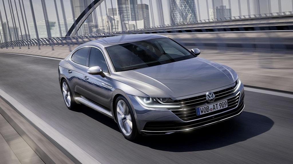 El Volkswagen Arteon puede salvarte la vida si te desmayas al volante 27