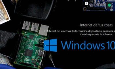 Microsoft actualiza los requisitos para Windows 10 IoT Core 28