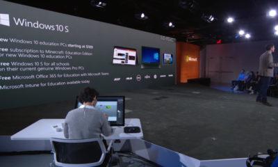 portátiles con Windows 10 S