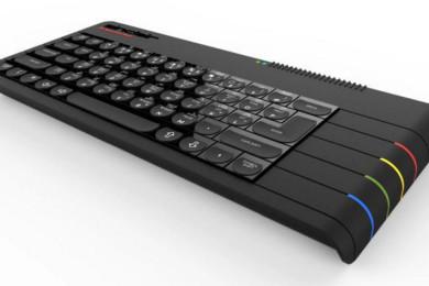 ZX Spectrum Next pretende hacer las delicias de los nostálgicos
