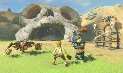 The Legend of Zelda: Breath of the Wild funciona a 4K y 30 FPS en PC 47