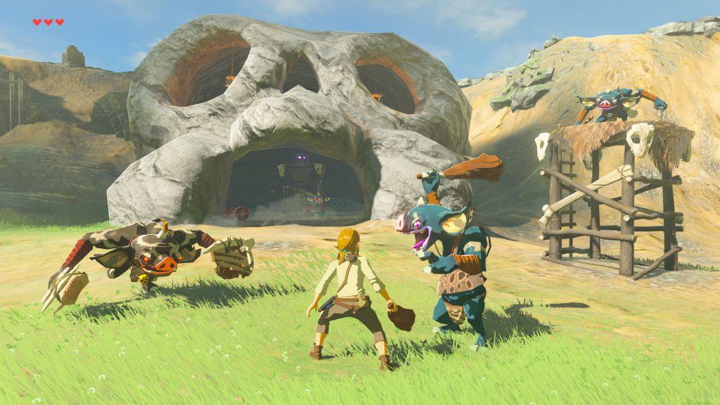 The Legend of Zelda: Breath of the Wild funciona a 4K y 30 FPS en PC 29