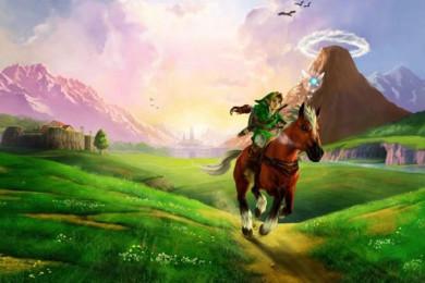 Nintendo desarrolla The Legend of Zelda para móviles