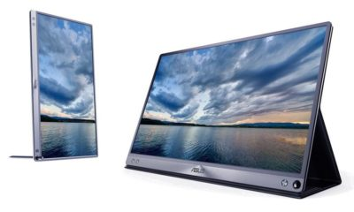 ASUS presenta ZenScreen, nueva pantalla portátil con USB Type-C 55
