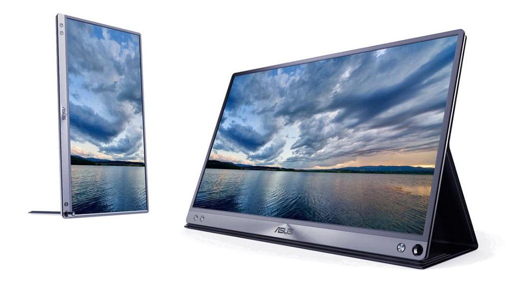 ASUS presenta ZenScreen, nueva pantalla portátil con USB Type-C 32
