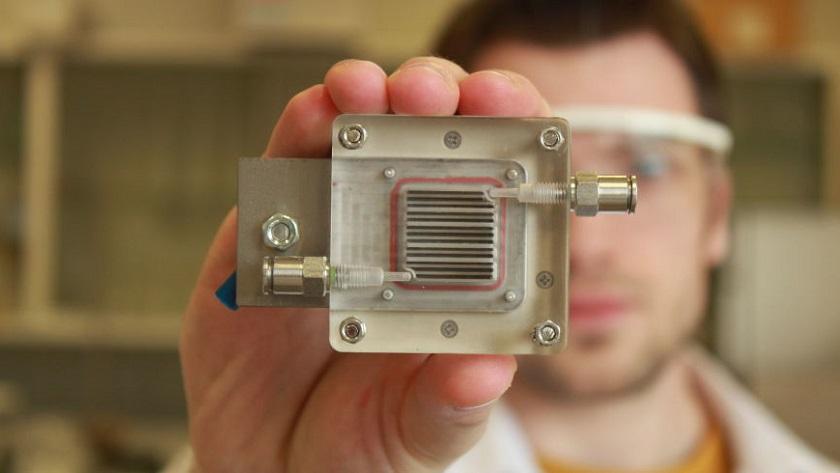 Científicos belgas convierten aire contaminado en hidrógeno 29