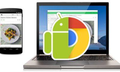 Se ha retrasado la ejecución de aplicaciones Android en Chrome OS