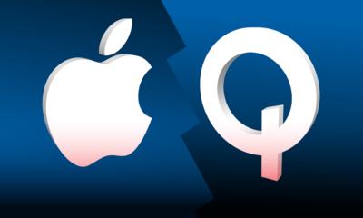 Qualcomm demanda a Foxconn, Compal, Wistron y Pegatron 40