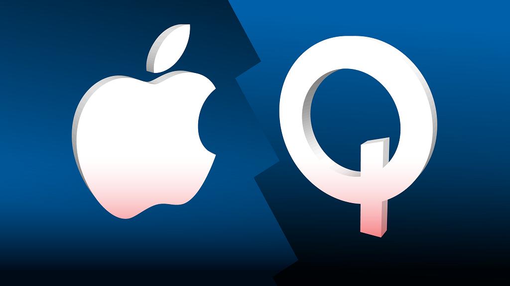 Qualcomm demanda a Foxconn, Compal, Wistron y Pegatron 32
