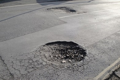 Carreteras que se autorreparan, un avance muy importante