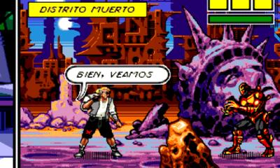 Comix Zone llega al iPhone, uno de los mejores juegos de los 90 29