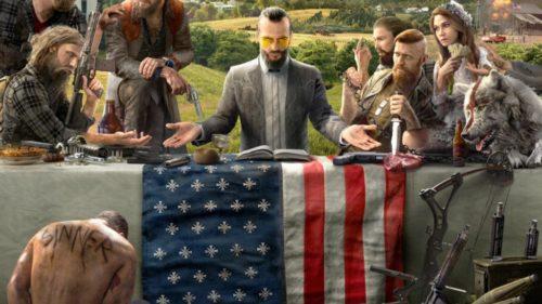 Ubisoft publica el primer tráiler de Far Cry 5, todo lo que debes saber