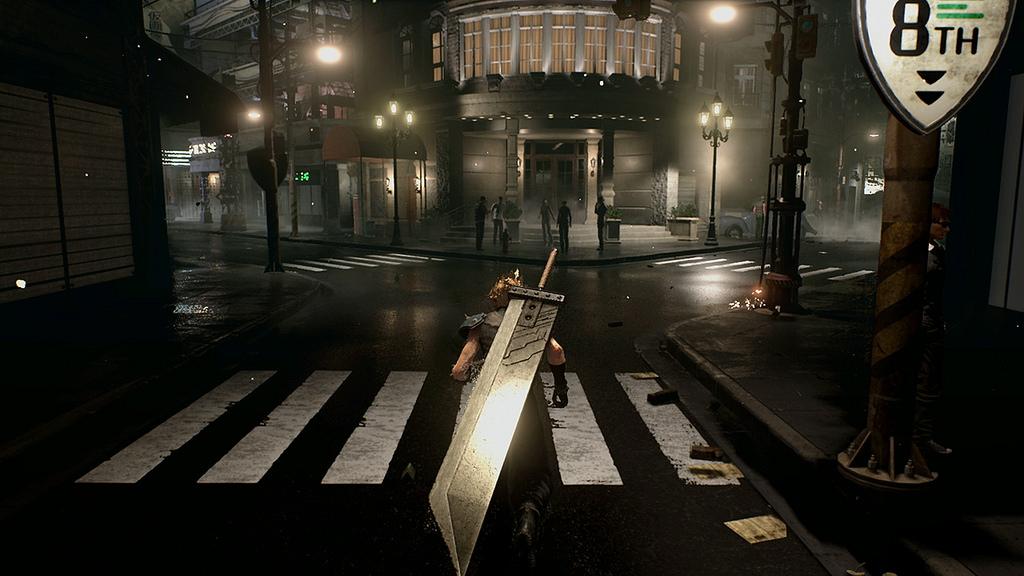 Square Enix se encargará en solitario de Final Fantasy VII 30